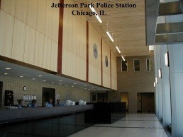 Jefferson Park Police Station - Click for a larger image