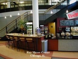 Ray Meyer Center - Click for a larger image